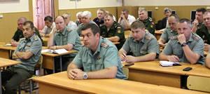 семинары с преподавателями Института Военного Обучения 2014 в Пензе