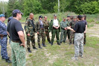 практический курс ''Скоростные тактические огневые комплексы, огневая подготовка из автотранспортных средств''