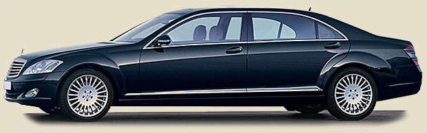 Удлиненный Mercedes Benz S 600 L W221