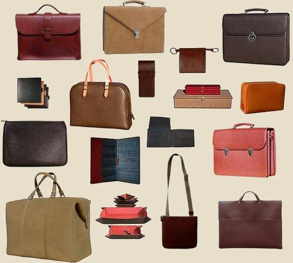 Дамские сумки.  Шкатулки.  И другие всевозможные кожаные аксессуары по...